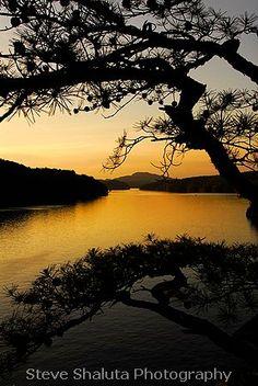 Summersville Lake, West Virginia, USA