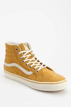 Vans Sk8-Hi Scotch Suede Women's High-Top Sneaker
