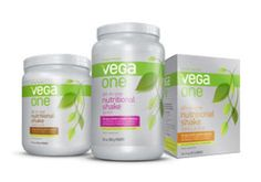 WIN a $500 personalized Vega Prize pack from Vega! Their protein is delish!