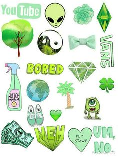 "I like the one that says ""bitch repellant"" Stickers Cool, Tumblr Stickers, Phone Stickers, Printable Stickers, Planner Stickers, Aesthetic Stickers, Diy Phone Case, Cute Drawings, Cute Wallpapers"