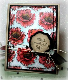For My Secret Seminar/Convention Friend by kerbear - Cards and Paper Crafts at Splitcoaststampers