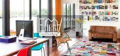 Emmy van Dantzig Interieur staat voor interieurontwerp, fotostyling & publicaties over interieur. In 2009 is Emmy van Dantzig begonnen met haar bedrijf. Door haar gecombineerde interesse voor schrijven, stylen en inrichten kan zij in diverse projecten haar creativiteit kwijt: zo maakt zij interieurs op maat, doet zij styling op locatie bij binnenkijkers, en heeft zij een woonrubriek in het tijdschrift Vlot.