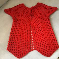 Baby Knitting Patterns, Pasta, Tops, Women, Fashion, Crochet Clothes, Sweater Vests, Tejidos, Moda