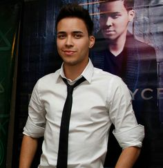 There will be so much Prince Royce in this board! He is 100% perfection! Spending all day listening to Soy El Mismo today!