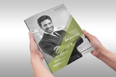 Vision of Success Indesign Template Brochure on Behance