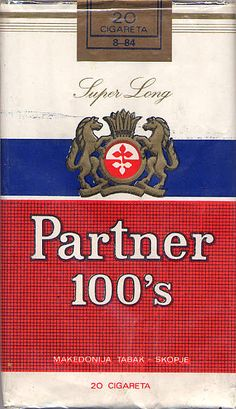 Partner 100's 20MK1984