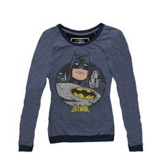 Vintage Batman Pullover  #MáscaraDeLátex