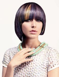 Crisp & Clean by Timothy Switzer | See more #hair images on www.salonmagazine.ca