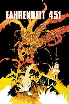 by Ray Bradbury, Farenheit 451 I Love Books, Books To Read, Japanese Show, The Music Man, Fahrenheit 451, Sci Fi Books, Comic Books, Science Fiction Books, Chronicles Of Narnia