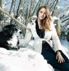 Jennifer Lawrence – Vanity Fair Italy Magazine