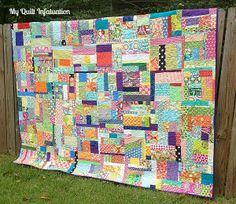 My Quilt Infatuation: Blogger's Quilt Festival Time!
