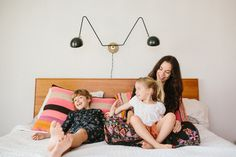 Check out this interview and home tour with Creative Director and mother-of-two Elizabeth Antonia.