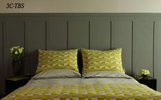 This style panelling and maybe colour for our hall