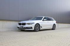 H&R Sportfedern BMW 5er G30 G31 Tuning (6)