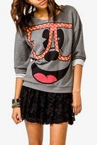 Forever 21 has so many cute Disney things for women - going this weekend to try to find some discounted items.