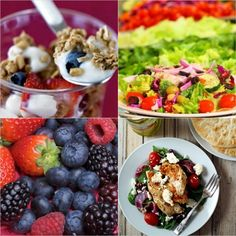 Sample Meal Plans: The Dash Diet and Meal Plan