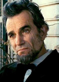 "3rd time Academy Award winner Daniel Day-Lewis portrays the character of President Abraham Lincoln in the film ""Lincoln""."
