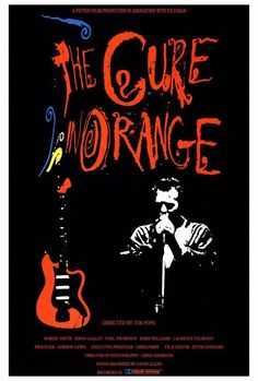 The Cure in Orange 27x40 Movie Poster (1987)