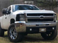 This specific car is my most desired ride. So trendy Chevrolet Silverado 2500, Chevrolet Tahoe, Custom Wheels, Chevy Trucks, Gallery, Car, Country, Pickup Trucks, Automobile