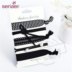 Yiwu Retail Pattern Elastic Hair Tips Accessories Women Fabric Hand Band Girls Hair Jewelry Hair Ponytail Rope Hairband Kids