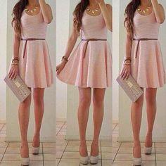 pink dress rose dress rose pink, pink, cute, short dress small girl dress blac … - Dresses for Teens Dresses For Teens, Short Dresses, Girls Dresses, Prom Dresses, Summer Dresses, Dress Prom, Dress Wedding, Buy Dress, Pink Dress
