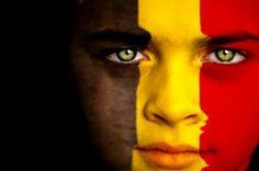 Belgium Flag Boy Capital: Brussels