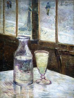 Drinking scenes: the relationship between artists and alcohol