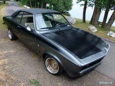 Opel manta a gte