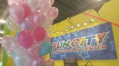Happy Friday!!! Looking for something fun to do today? Come to Fun City!!! Ask about our Fun Pass!!!