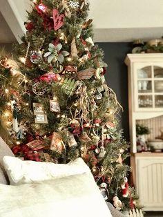 Christmas Tree Decor - Sweet Home Memories - My Sweet Home Living