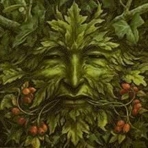 green man mythol | In September, we also bid farewell to the Harvest Lord who was slain ...