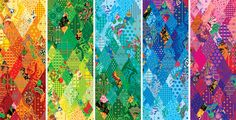 """""""Quilt"""" for 2014 Games"""