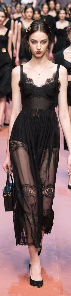DOLCE & GABBANA Beautiful Lace for You to Try | PIN Blogger
