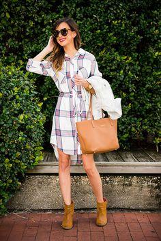 GiGi New York | Sequins and Things Fashion Blog | Saddle Mini Taylor Tote