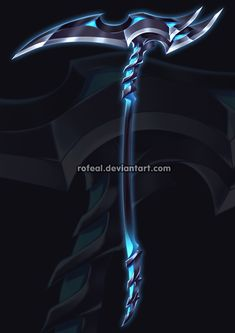DeviantArt: More Like -WeaponAdoptable- RyokoWolf by EllipticAdopts Ninja Weapons, Anime Weapons, Fantasy Weapons, Royal Assassin, Sword Design, Weapon Concept Art, Anime Outfits, Katana, Fantasy Art