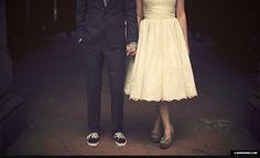 hipster vintage new york wedding