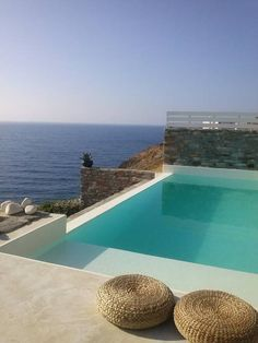 House in Melissaki, Greece. A stylish cycladic summer villa next to the sea, with a private pool: serenity & relaxation in an island full of tastes, culture, trails, archeology, only one hour from Athens. Simplicity, elegance, cycladic aesthetic and unlimited views  Our eleg...