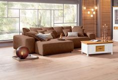 Eckcouch braun  Coltar Rosario | Home - Living room | Pinterest | Rosario, Living ...
