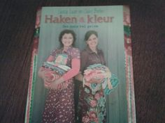 Aanrader!  Leuk boek!  Van www.hakenenmeer.blogspot.nl  en www.bijsaarenmien.blogspot.nl  Origineel boek!