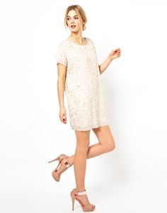 Tempest Lucy Dress In Sequin