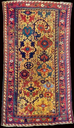 Znalezione obrazy dla zapytania harshang design carpets