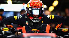 Max Verstappen Yas Marina Abu Dhabi 26-11-2017.