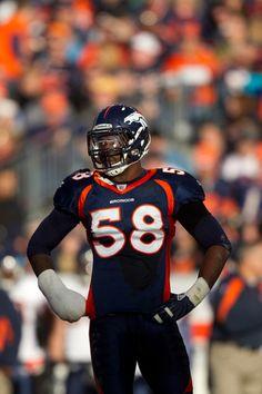 446a6a3a8 Von Miller LB Love them Broncos!! Denver Broncos Football