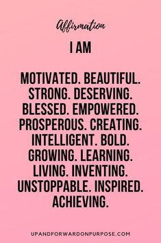 31 Daily Affirmations to Increase Your Confidence to Grow Your Business! - Grassfed Mama - 31 Daily Affirmations to Increase Your Confidence to Grow Your Business! – Grassfed Mama Change your thoughts, change your life! Positive Quotes For Life Encouragement, Positive Quotes For Life Happiness, Deep Meaningful Quotes, Positive Affirmations Quotes, Affirmation Quotes, Positive Thoughts, Staying Positive Quotes, Positive Quotes About Love, Positive Quotes For Women