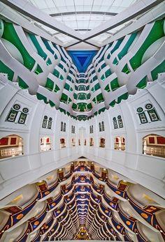 Burj Al Arab by Josh Owens, via 500px