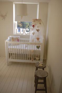 babykamer hartjes