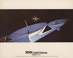 Posteritati: 2001: A SPACE ODYSSEY 1968 British Color Still(8x10)