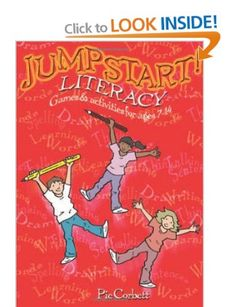 Jumpstart!: Literacy - Games and Activities for Ages 7-14: Amazon.co.uk: Pie Corbett: Books