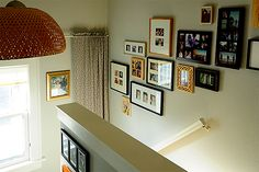 yet another gallery wall