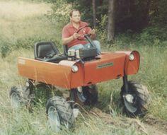 Antique Tractors, Old Tractors, Tractor Snow Plow, Robot Factory, Homemade Tractor, 4 Wheelers, Outdoor Tools, Atvs, Go Kart